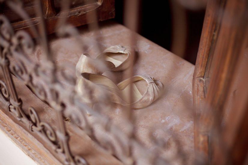 mariage Marrakech details mariée