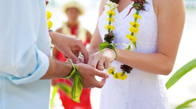 Mariage Plage Bora Bora