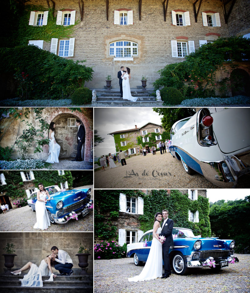 domaine chateau mariage france