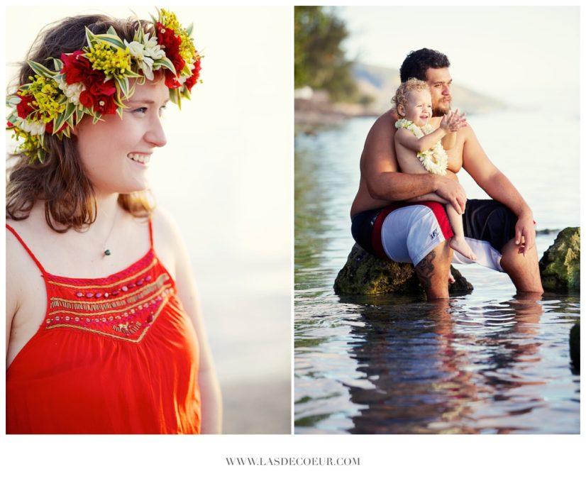 photo grossesse à la plage Tahiti ©lasdecoeur 027