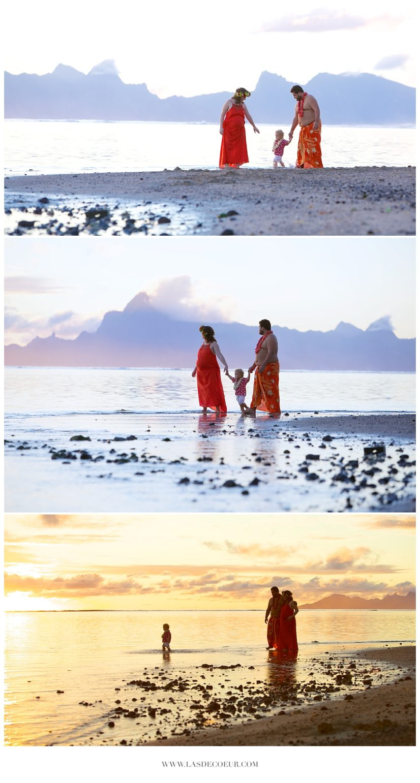 photo grossesse à la plage Tahiti ©lasdecoeur 031