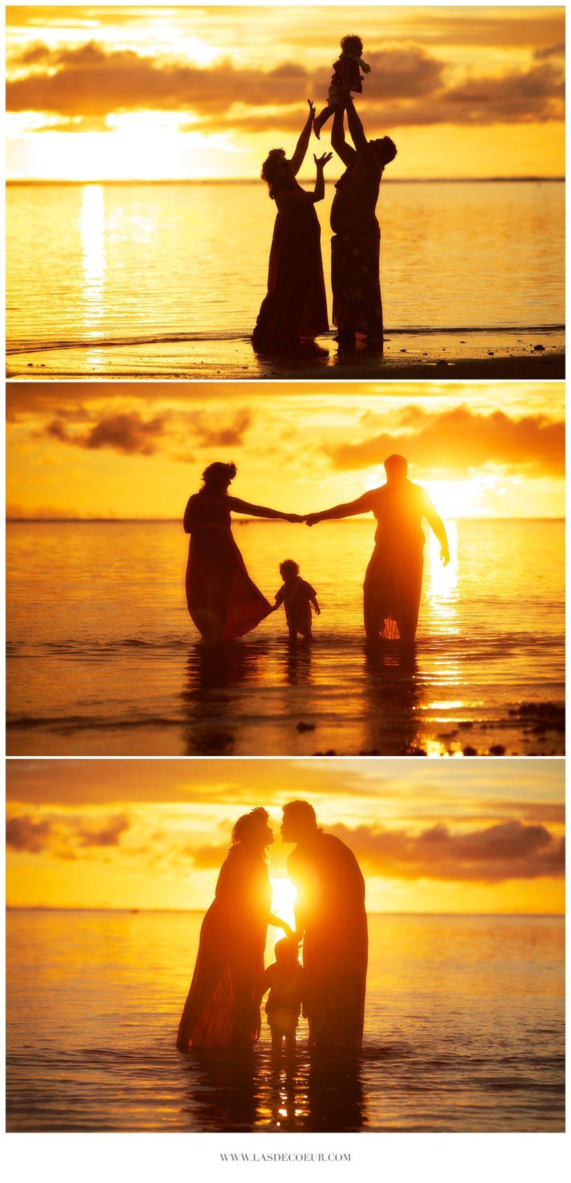 photo grossesse à la plage Tahiti ©lasdecoeur 033