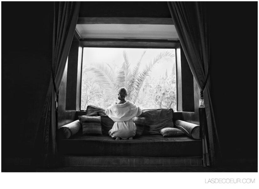 préparatif mariée marrakech