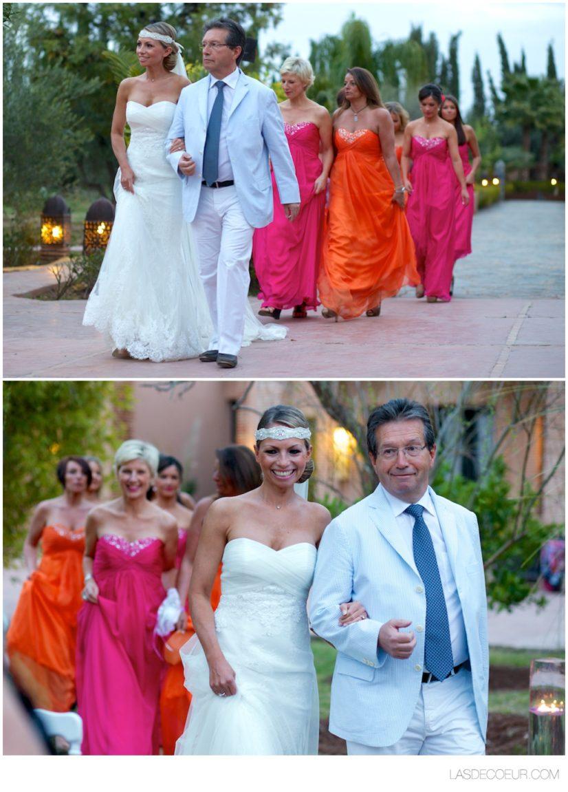 cérémonie mariage marrakech riad