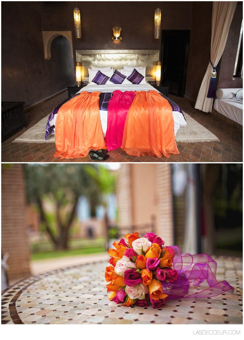 photo mariage marrakech riad