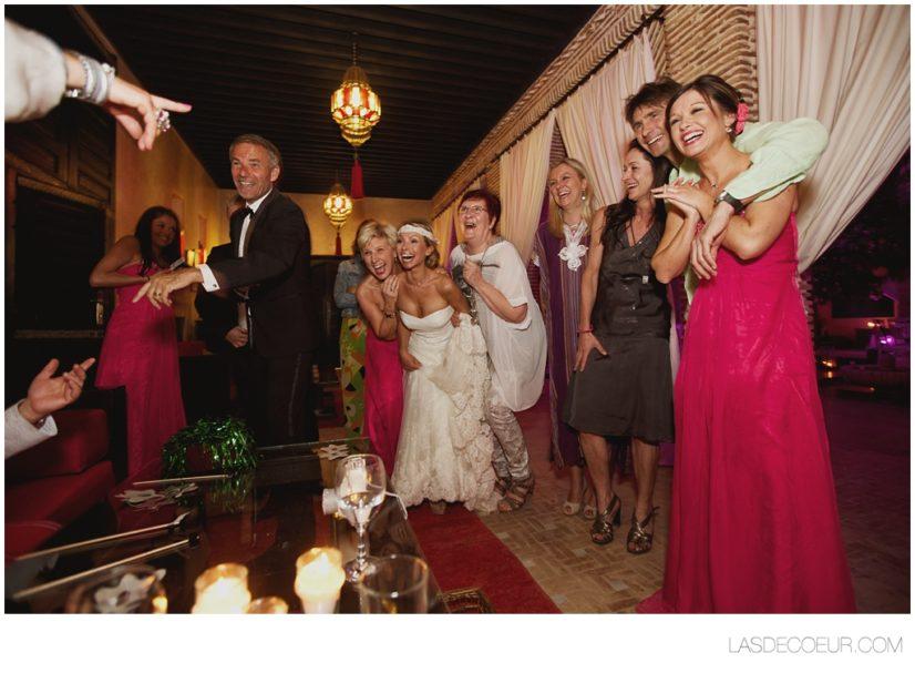 soirée mariage marrakech riad jawad