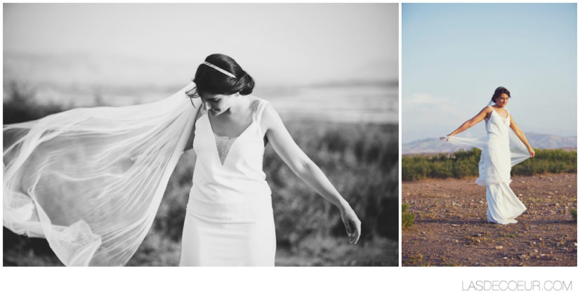 Photo mariée maroc desert