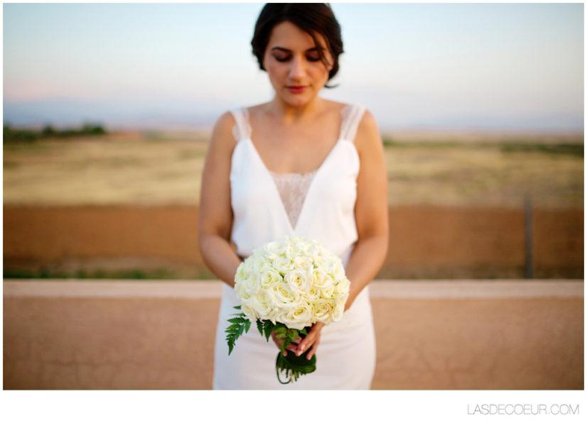 Photo mariée mariage maroc