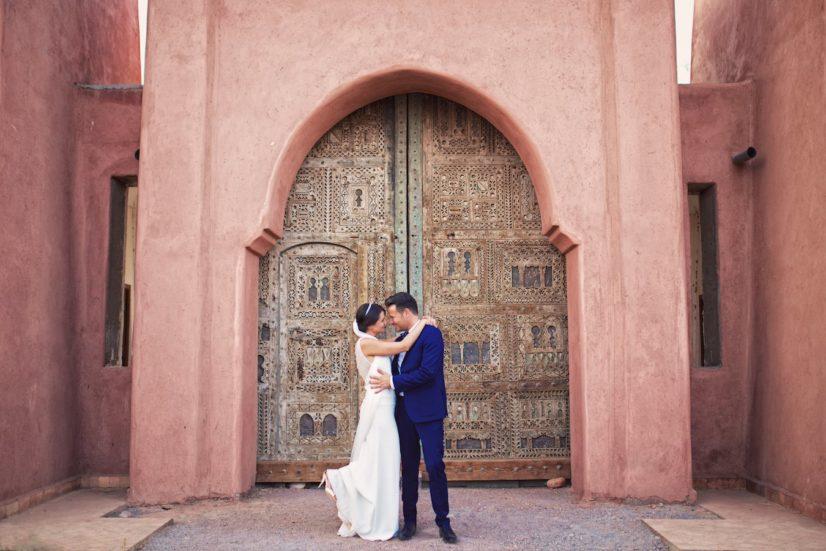 Mariage Au Taj Omayma Marrakech