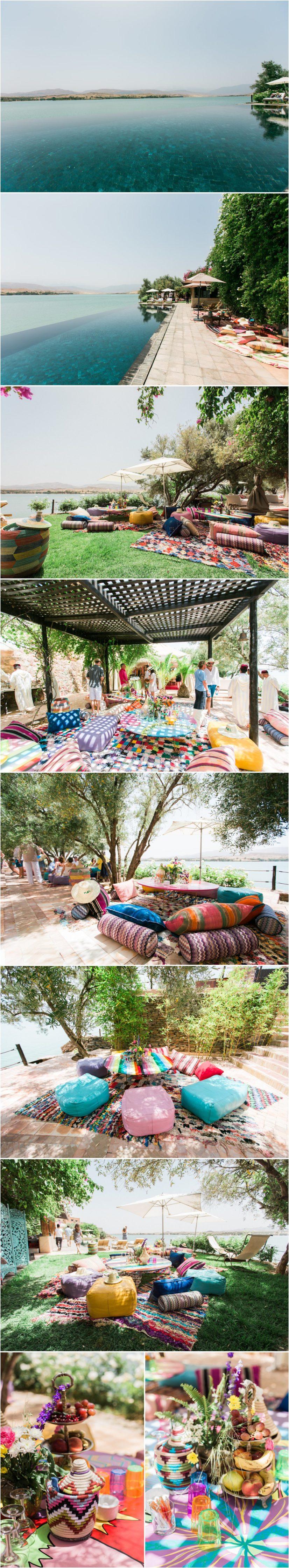 brunch photo mariage marrakech