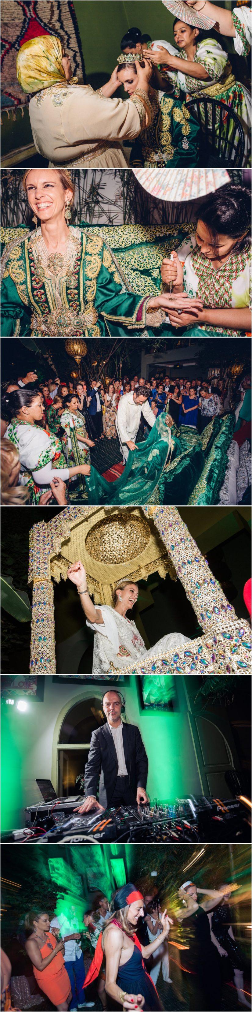 Photo mariage desert Marrakech 3