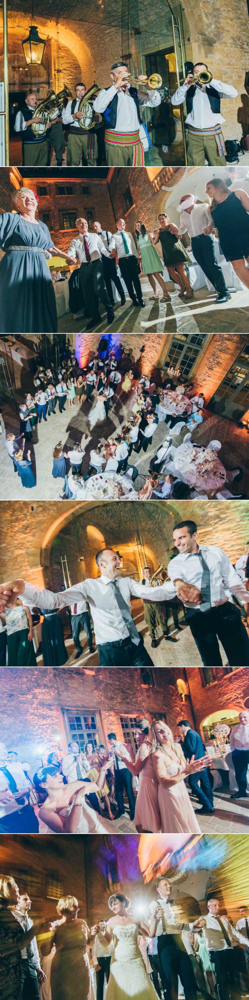 chateau wedding france french Photographer and videographer