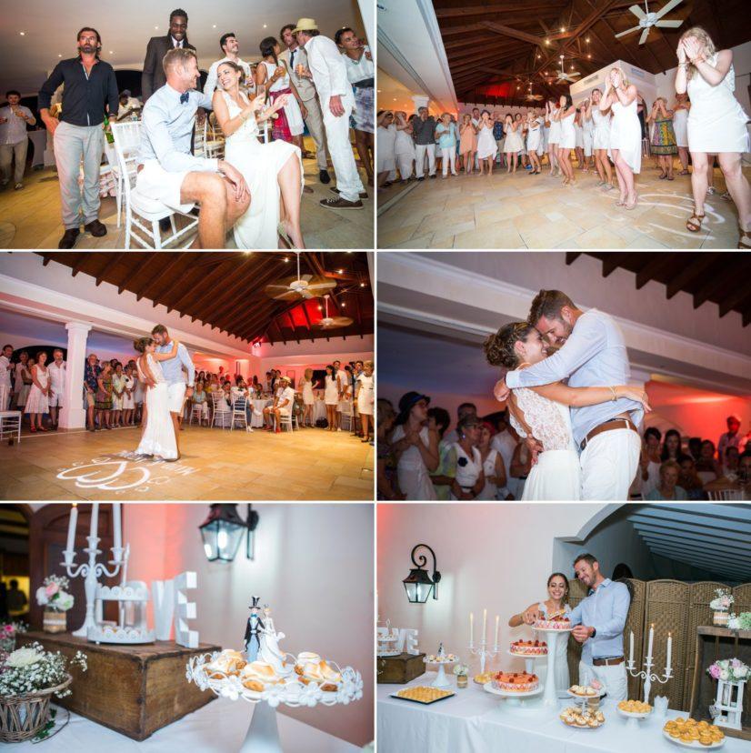 soirée mariage caraïbes L'As de Coeur
