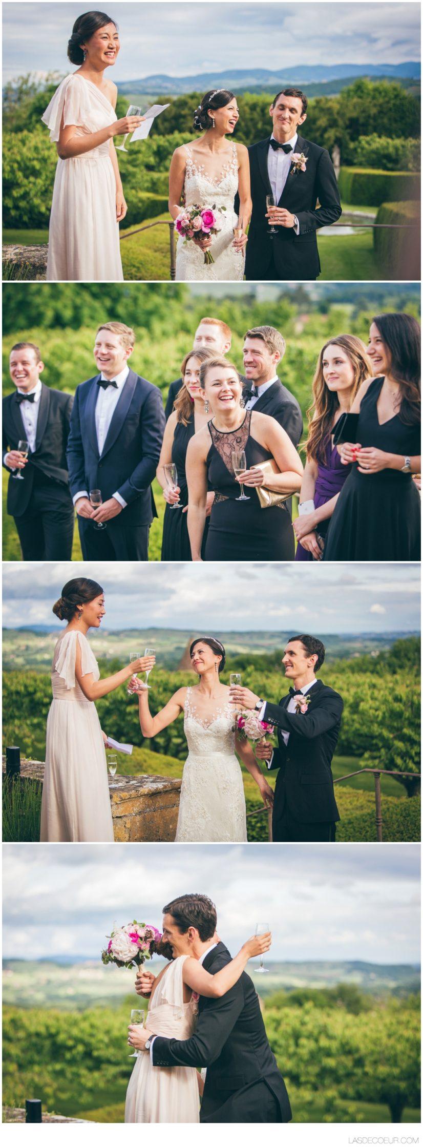 Photo mariage Chateau Bagnols 17