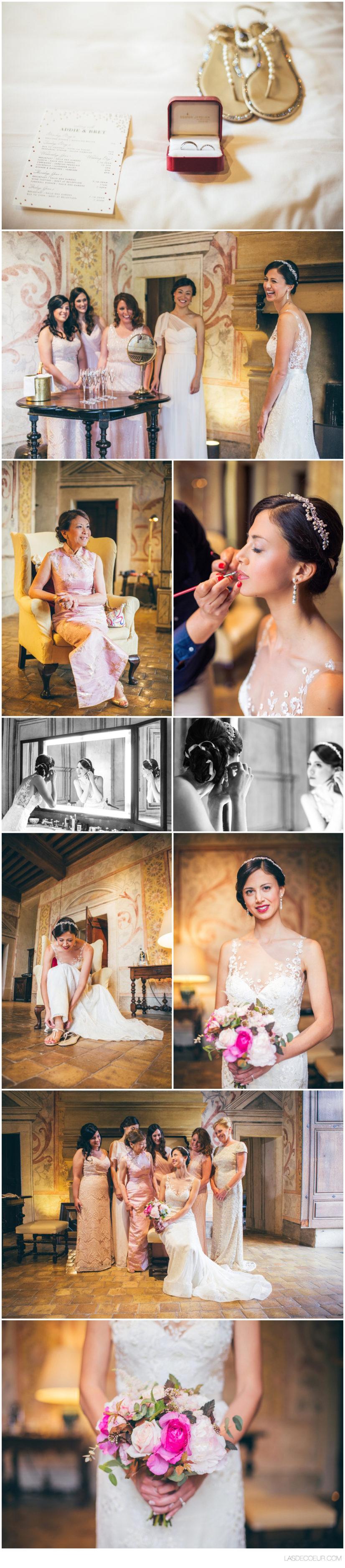 Photo mariage Chateau Bagnols 3