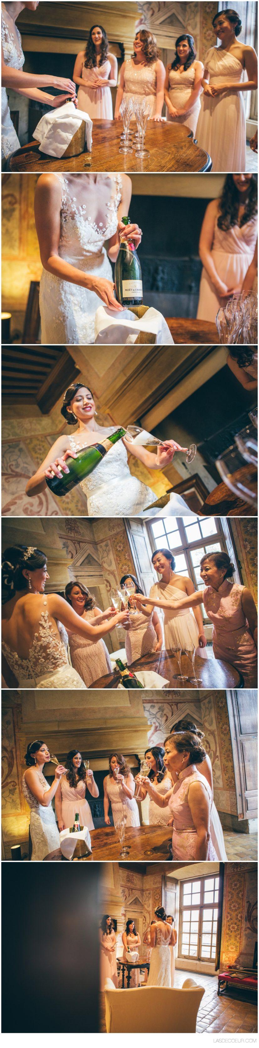 Photo mariage Chateau Bagnols 4