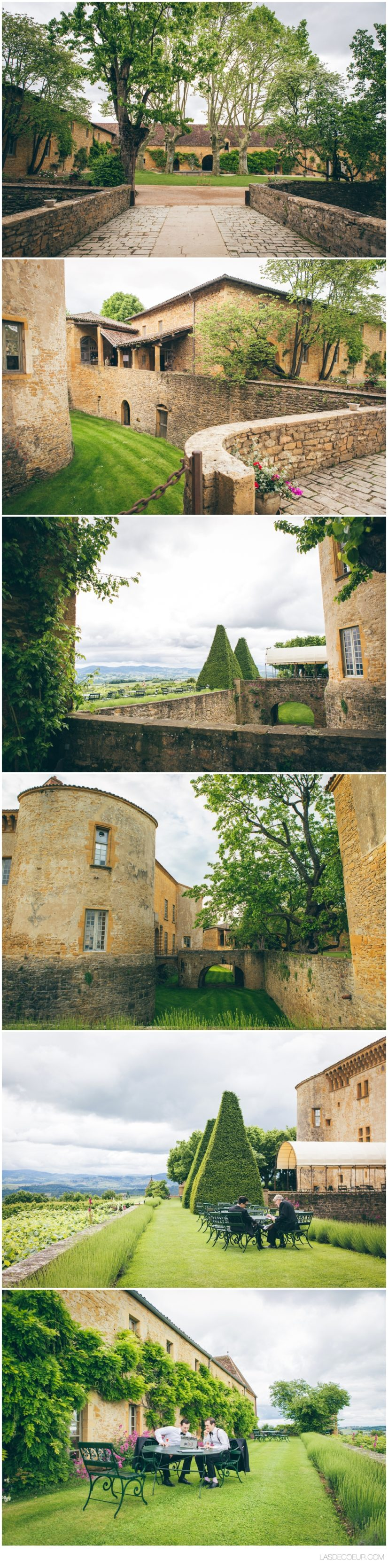 Photo mariage Chateau Bagnols 5