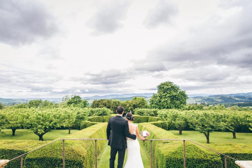 Mariage Californien Au Château De Bagnols