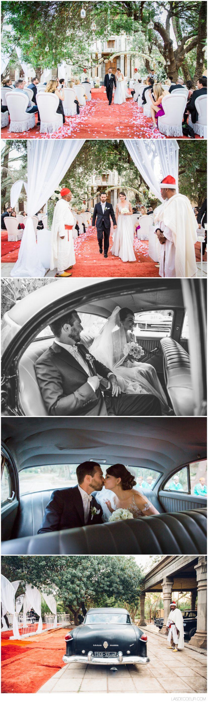 Photo mariage Marrakech cérémonie laïque