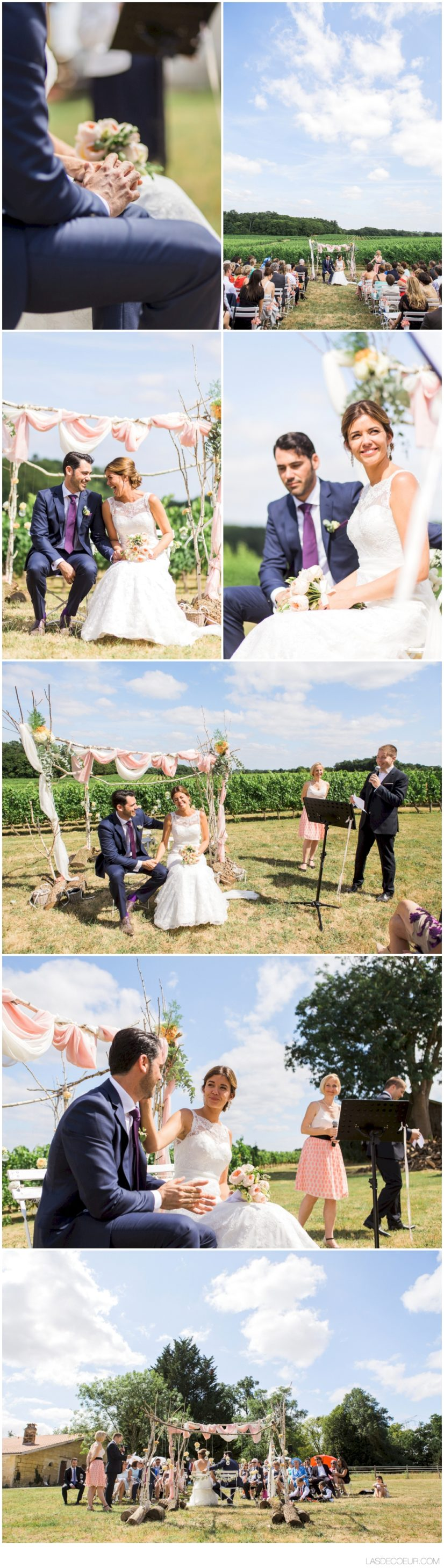 photographe mariage Bordeaux cérémonie laïque