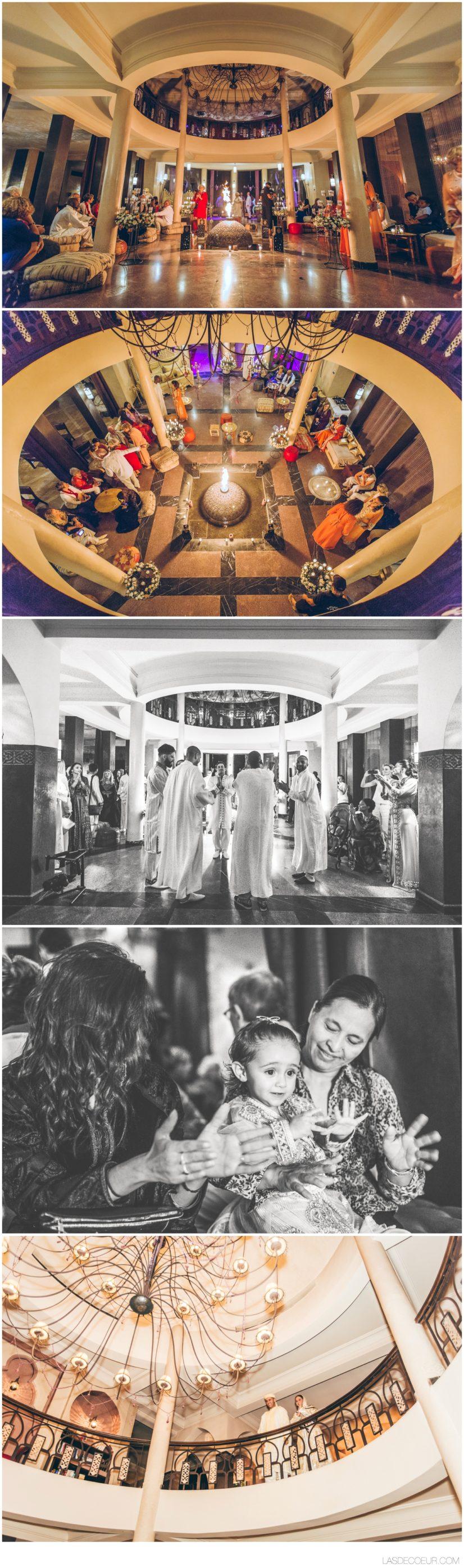 Palais O'Atlas Marrakech préparatifs mariage