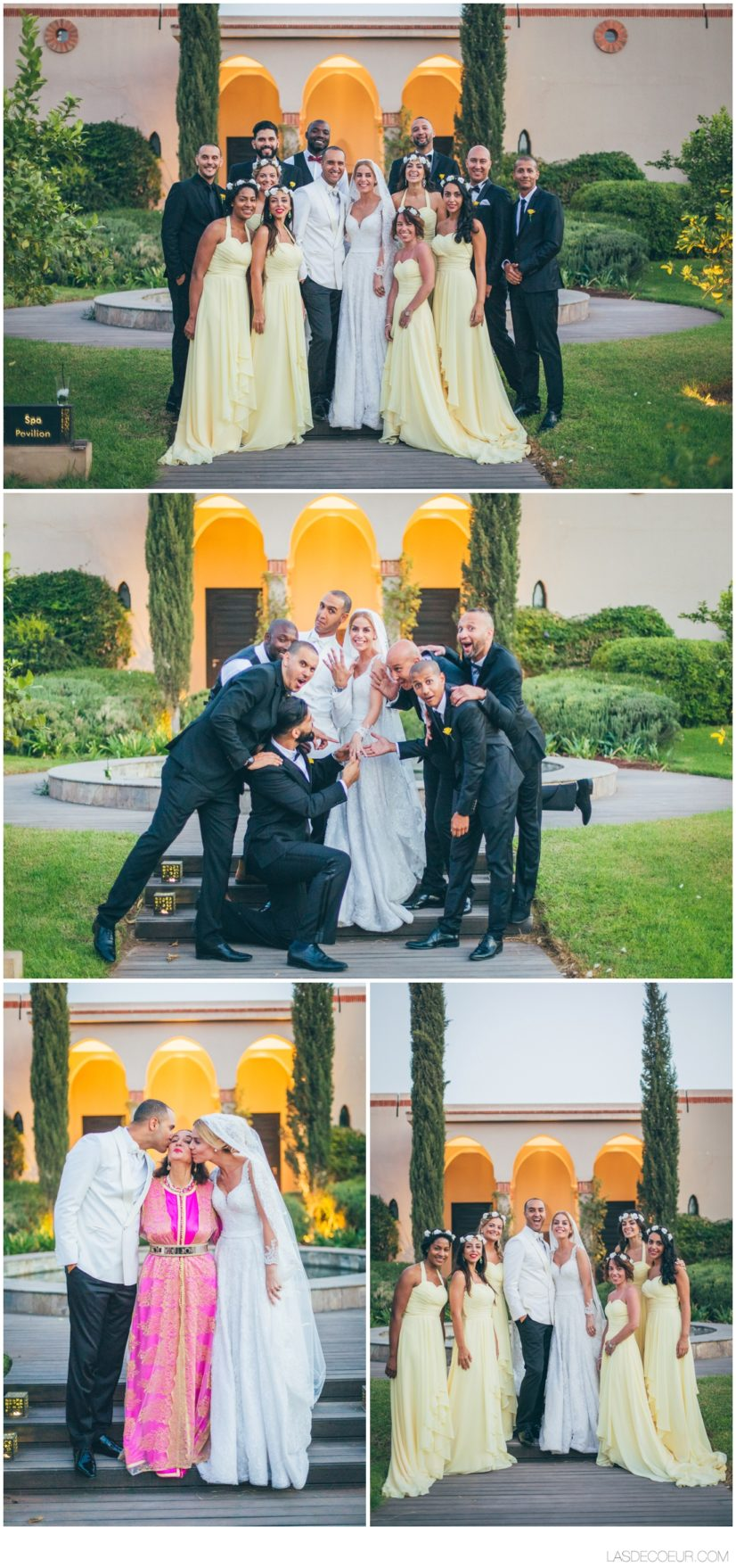 Photo famille Mariage Four Seasons Marrakech
