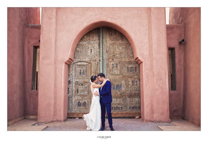 photographe mariage Marrakech ©lasdecoeur.com