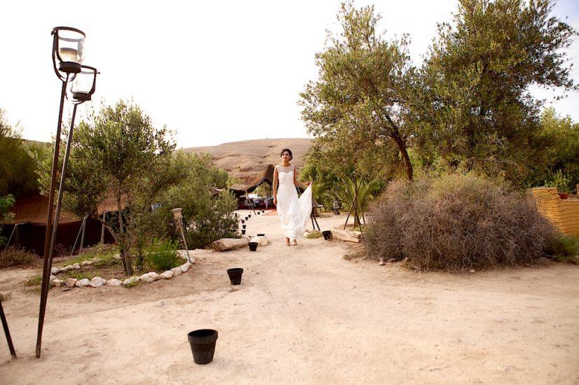 wedding in Marrakech La Pause ©lasdecoeur