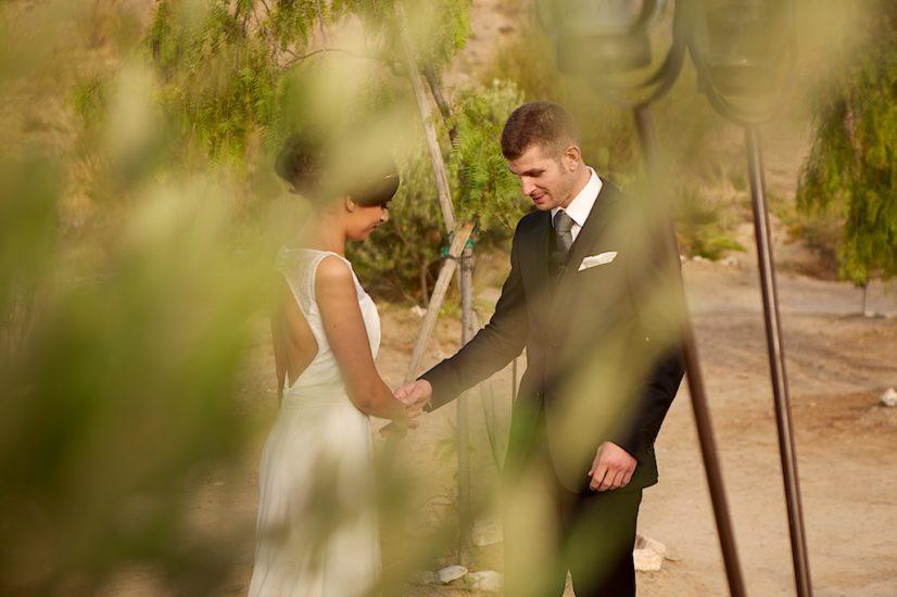 wedding in Marrakech La Pause first look ©lasdecoeur