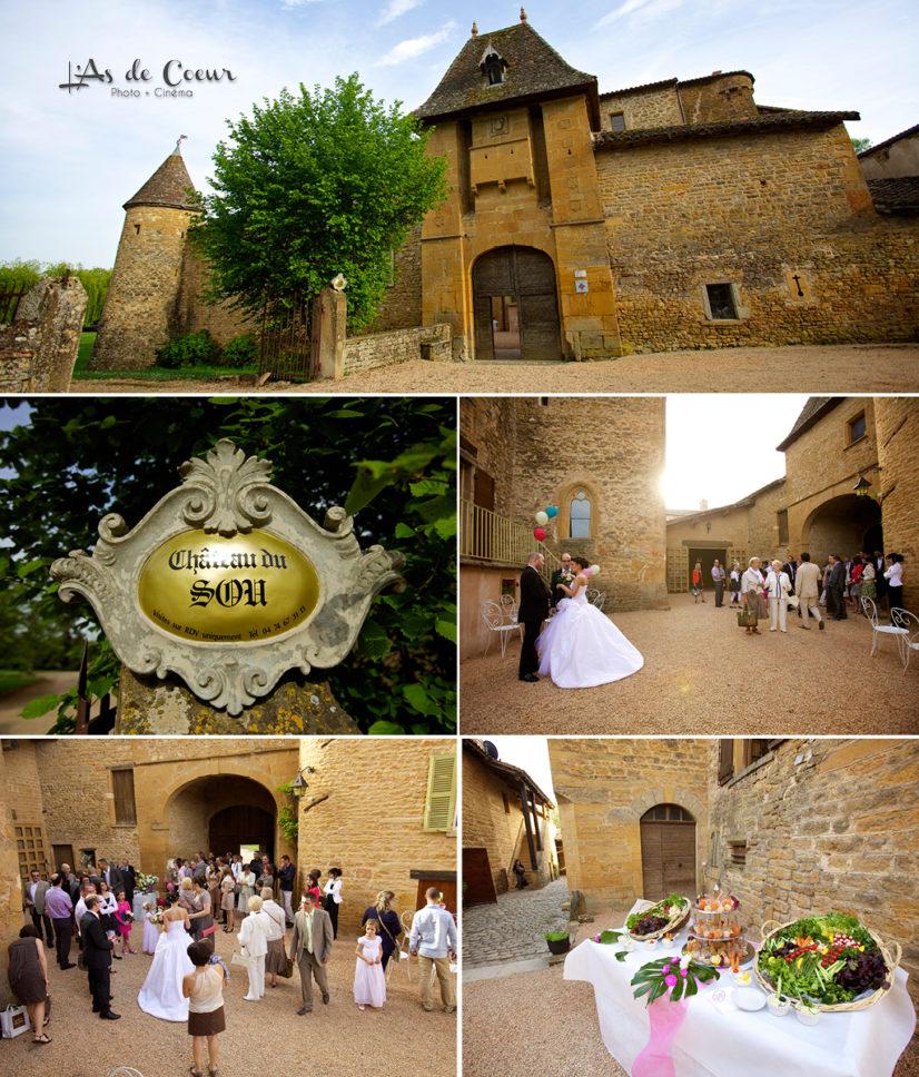 domaine chateau mariage france chateau du sou