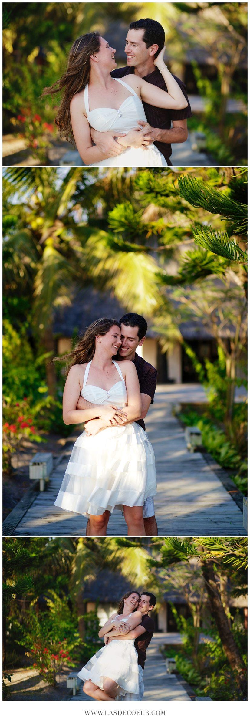 video photo mariage sur la plage