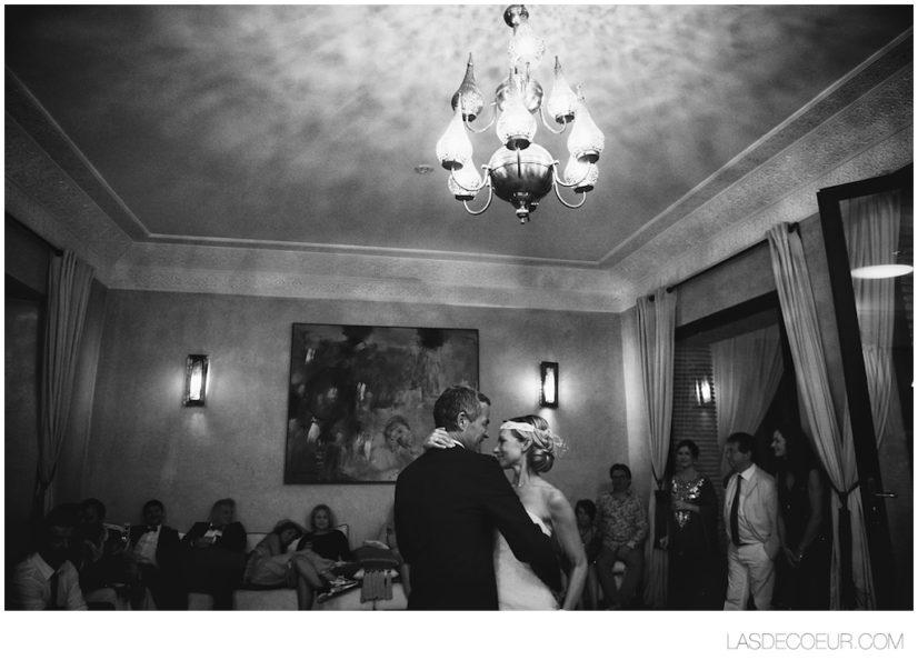 première danse mariage maroc