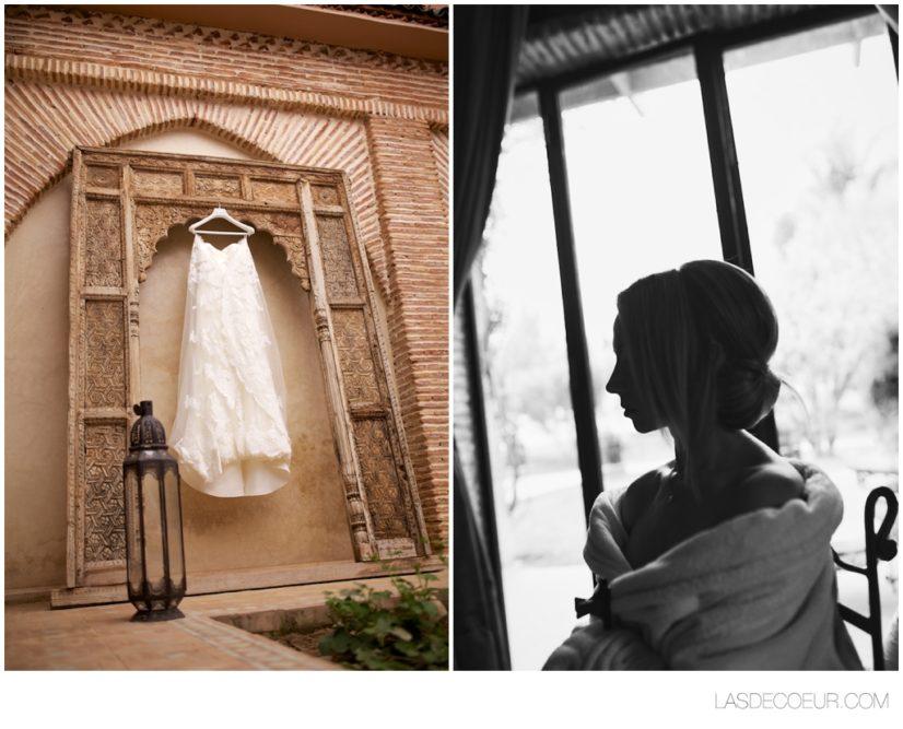 robe mariage marrakech