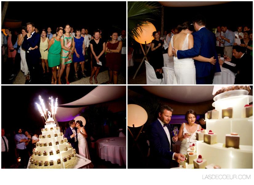 Photo soirée mariage Marrakech