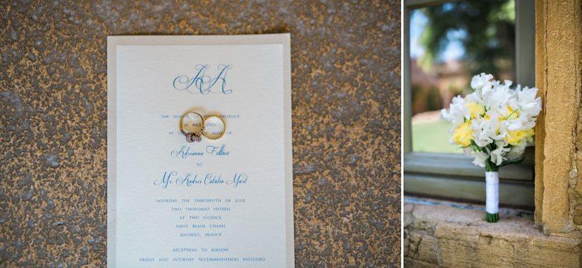 Photographe vidéaste mariage Lyon chateau de Bagnols