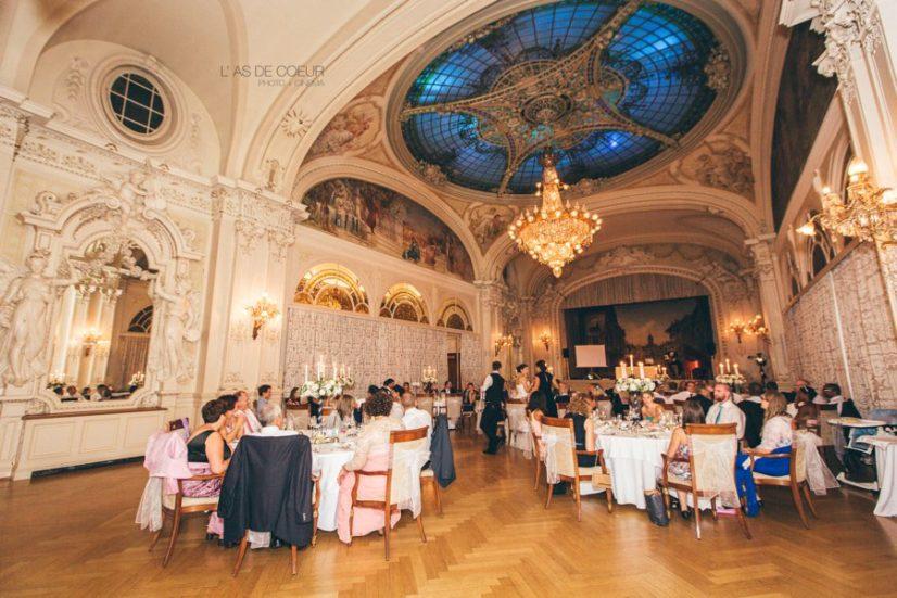 soirée mariage fairmont montreux palace