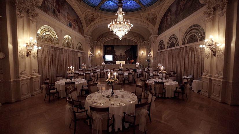 Mariage Palace De Montreux