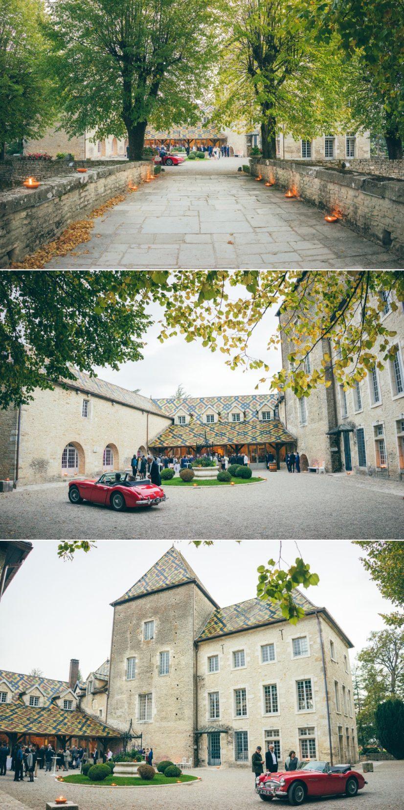 Mariage au Chateau de Santenay Dijon