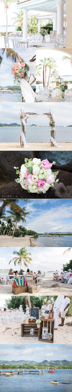 photographe et vidéaste mariage plage caraïbes