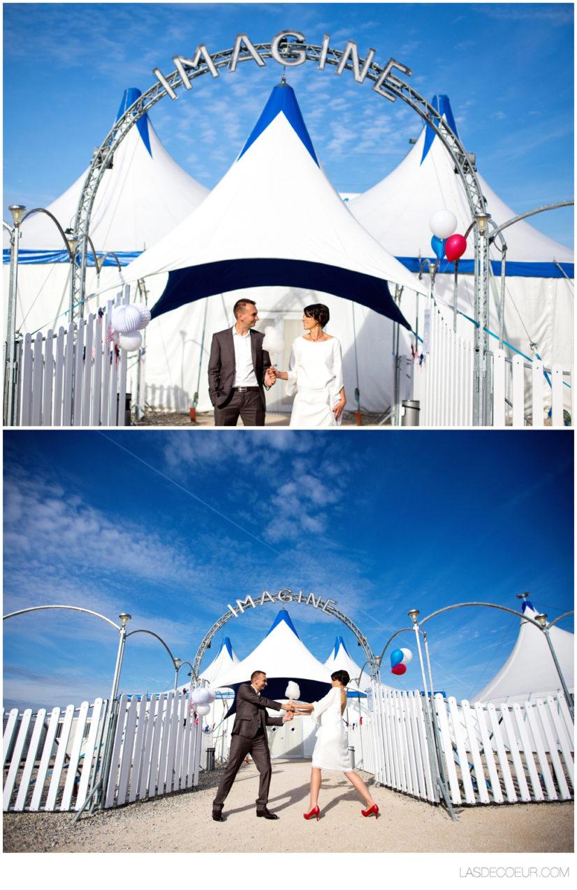 Photo mariage Cirque©lasdecoeur_0003