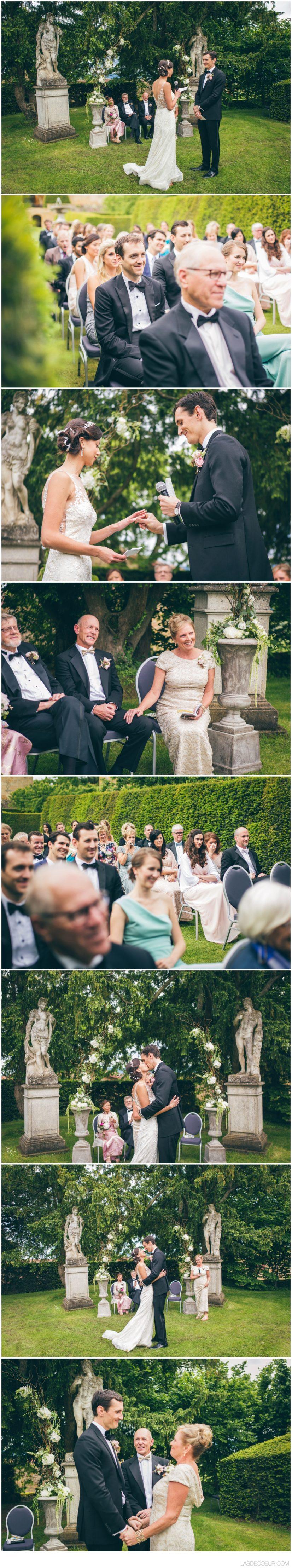 Photo cérémonie laïque Chateau Lyon ©lasdecoeur