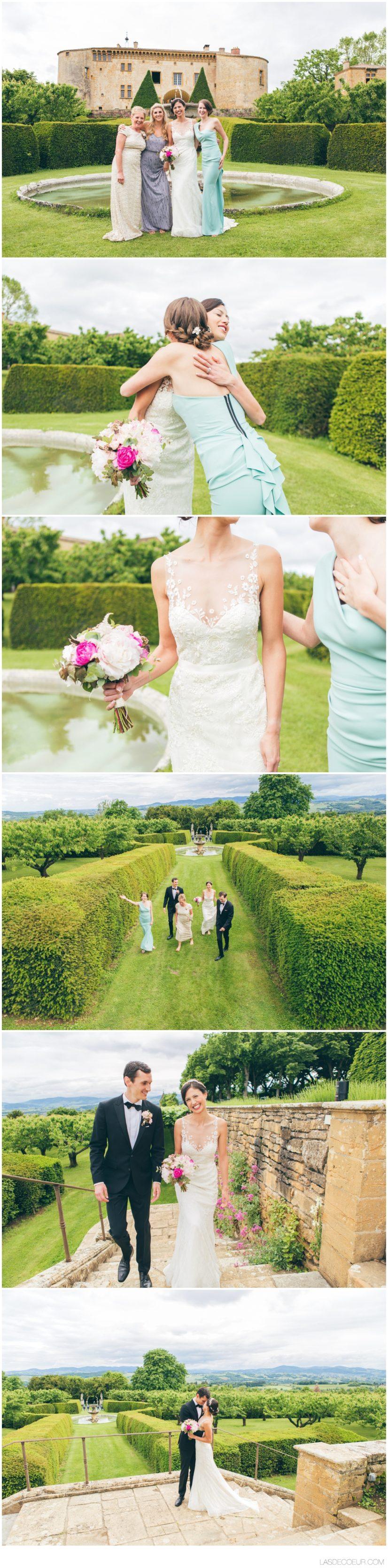 Photographe et vidéaste mariage Lyon ©lasdecoeur