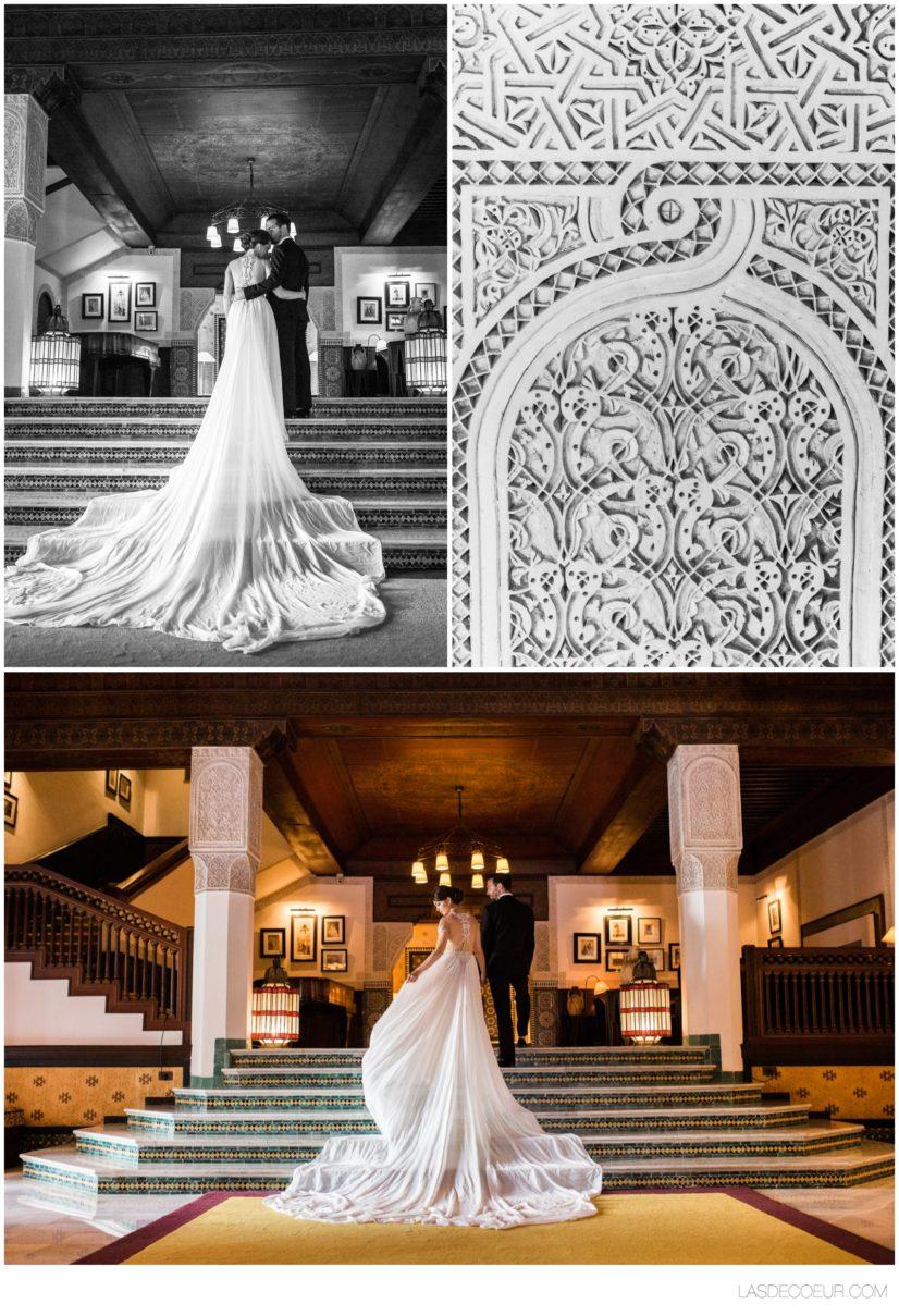 Photo mariage Marrakech La Mamounia