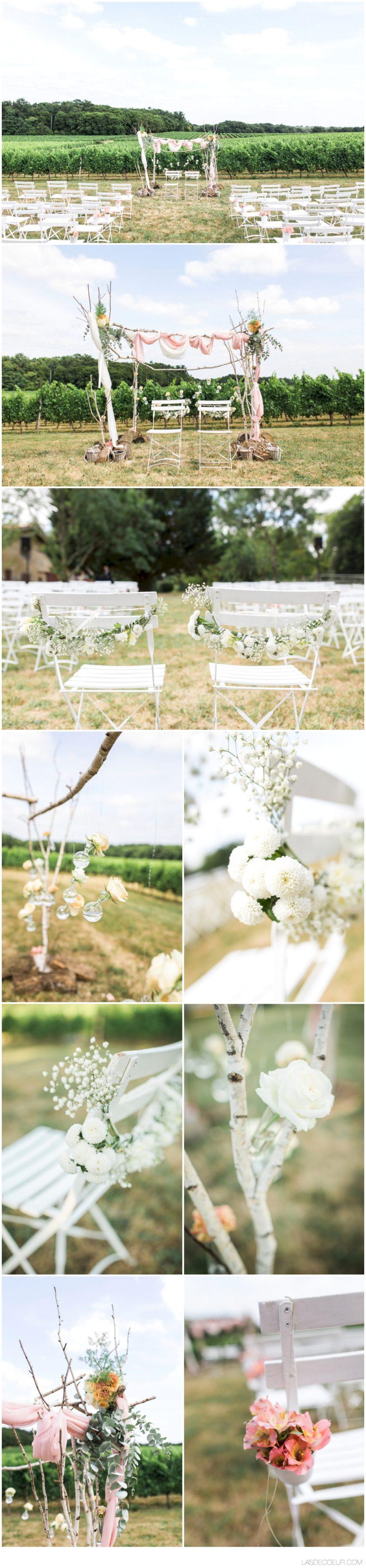 videaste mariage Bordeaux décoration