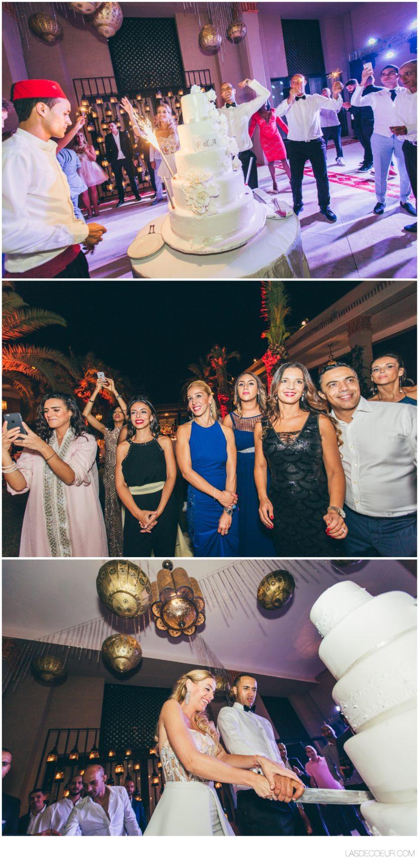 Wedding Cake Four Seasons Marrakech