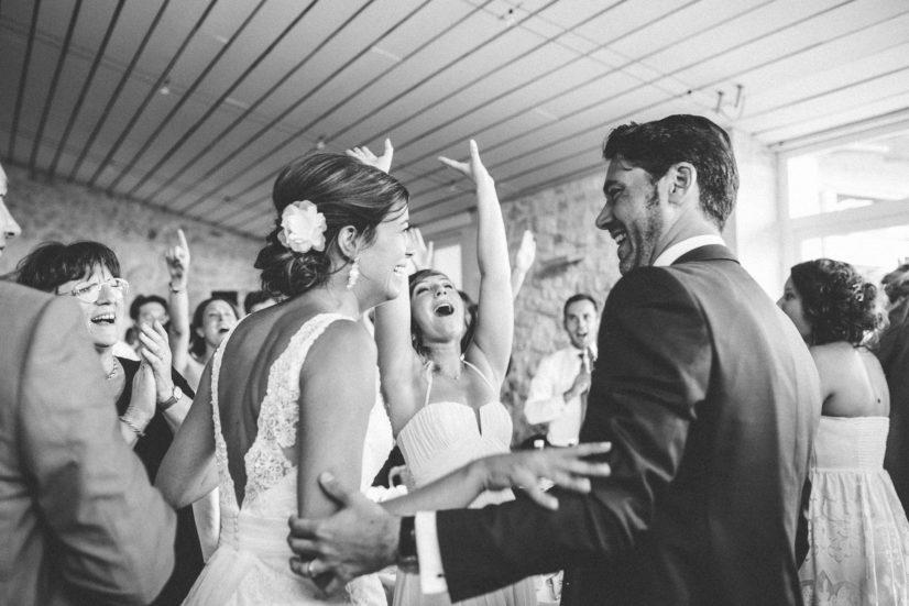 Mariage Dans Les Vignes Du Bordelais, Pompignac