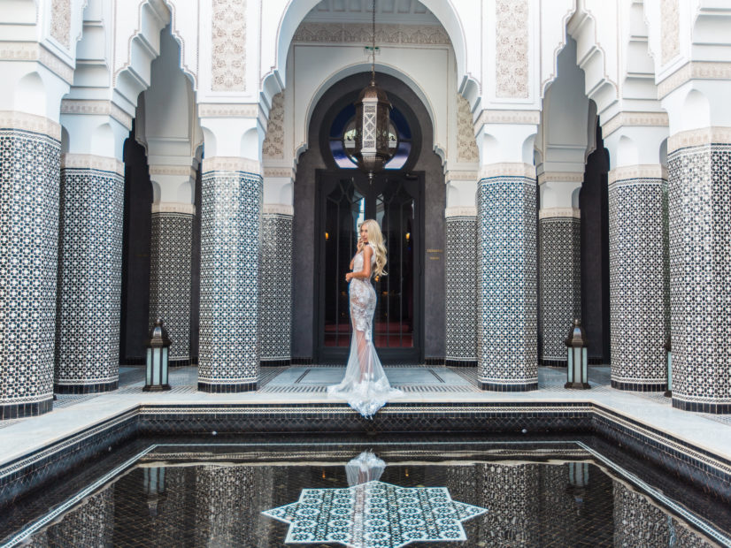 Photo Mariage Palais Selmann Marrakech