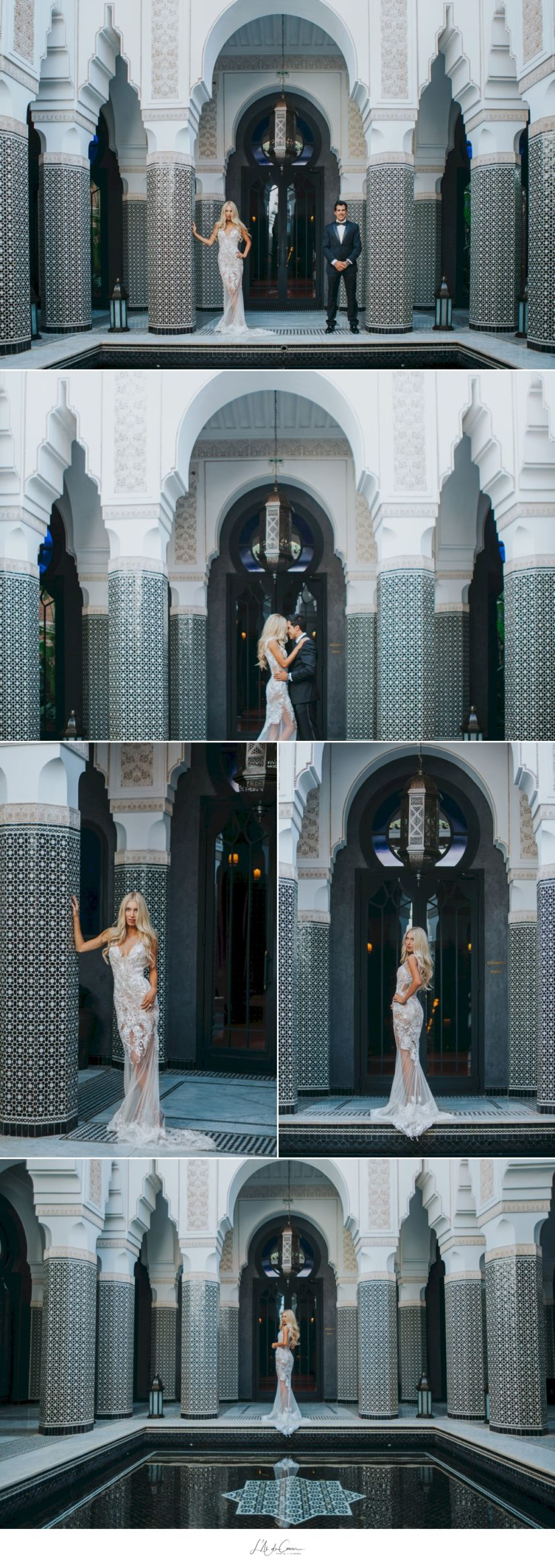 Photo mariage palais Selman Marrakech