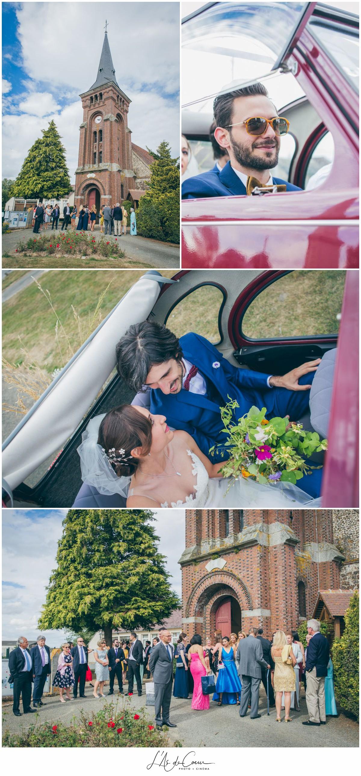 céremonie orthodoxe mariage au Domaine des Evis ©lasdecoeurphoto