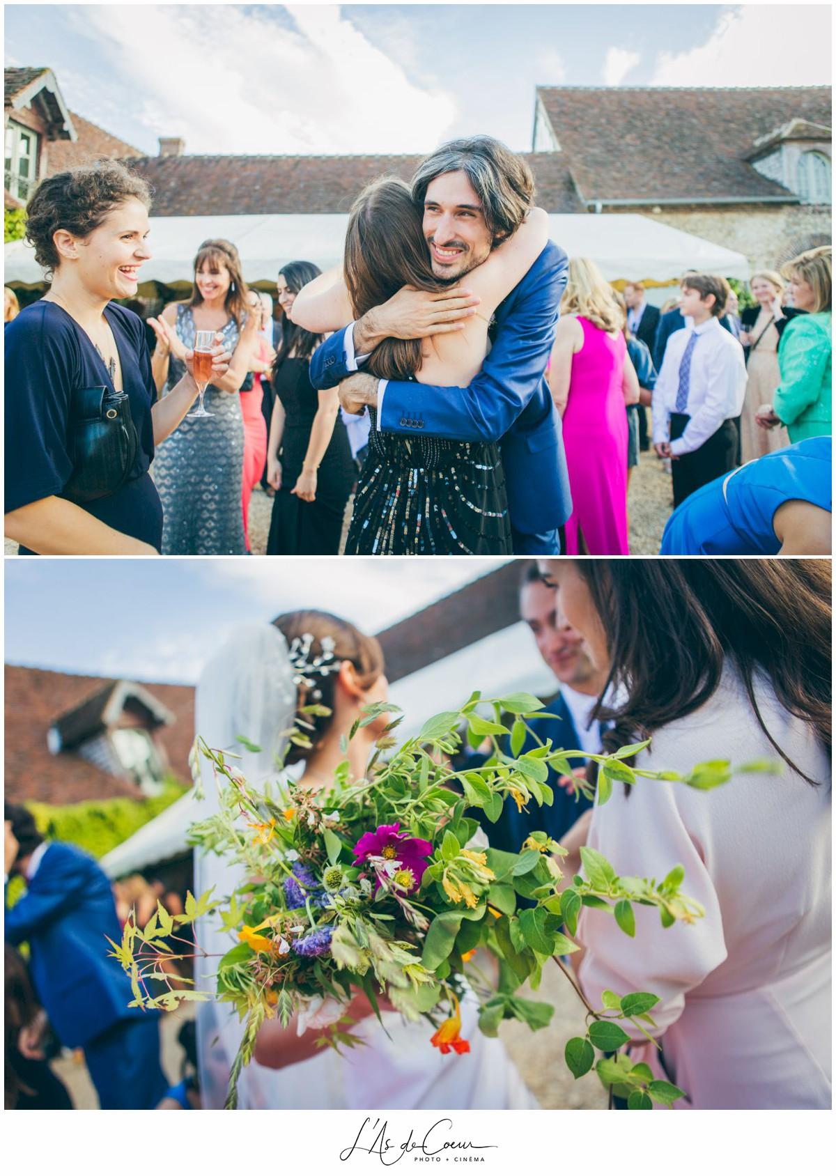 cocktail champetre mariage au Domaine des Evis ©lasdecoeurphoto